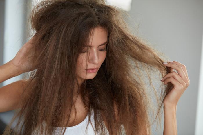Эта девушка восстановила волосы благодаря трем простым секретам - «Уход»