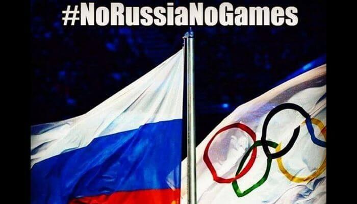 Отстранение сборной России от участия в Олимпиаде вызвало бурное обсуждение в Сети - «Шоу-Бизнес»