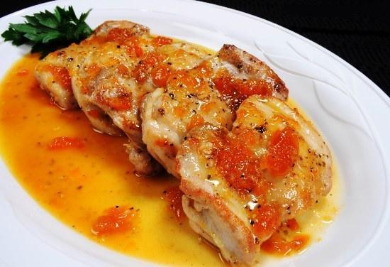 Куриные бёдра в мультиварке - «Второе блюдо»
