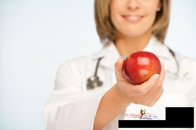 Правильная диета лечит многие болезни