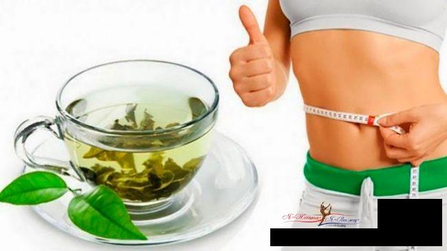 Похудение на основе зеленого чая: лучшие рецепты