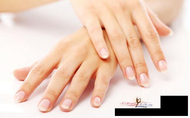 5 секретов здоровых ногтей
