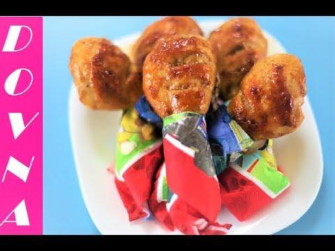 Куриные ножки в соусе барбекю  - «Видео советы»