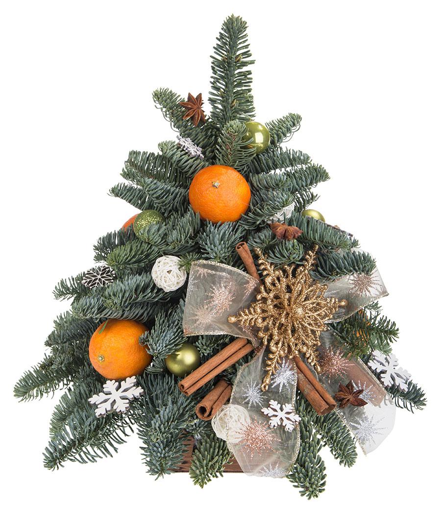 Рождественская композиция своими руками фото 631