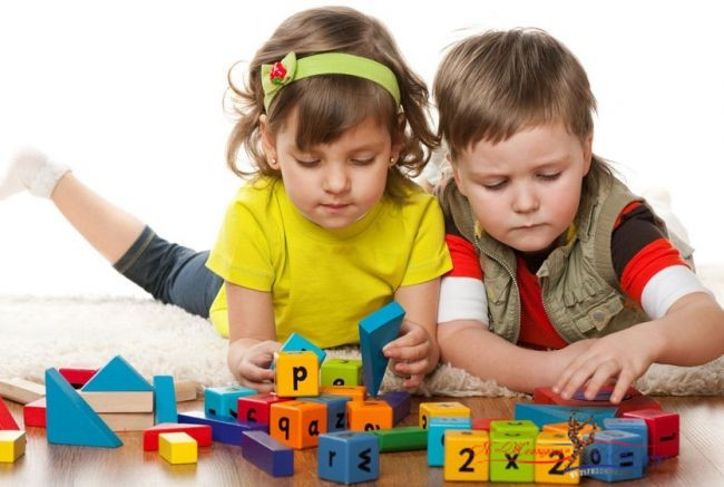 Игрушки - важная часть жизни каждого ребенка