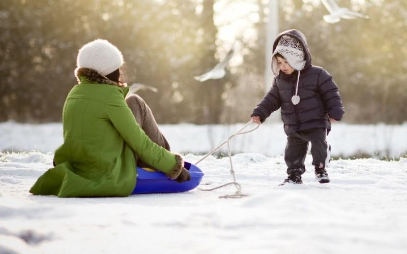 Выбираем одежду на зиму: какая она бывает - «Я и Дети»