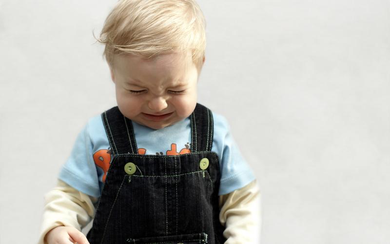 Что делать, если у ребенка истерика (и чего не делать) - «Я и Дети»