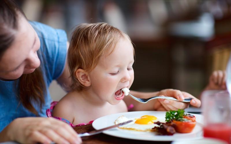 Как научить ребенка любить здоровую еду: 9 способов - «Я и Дети»