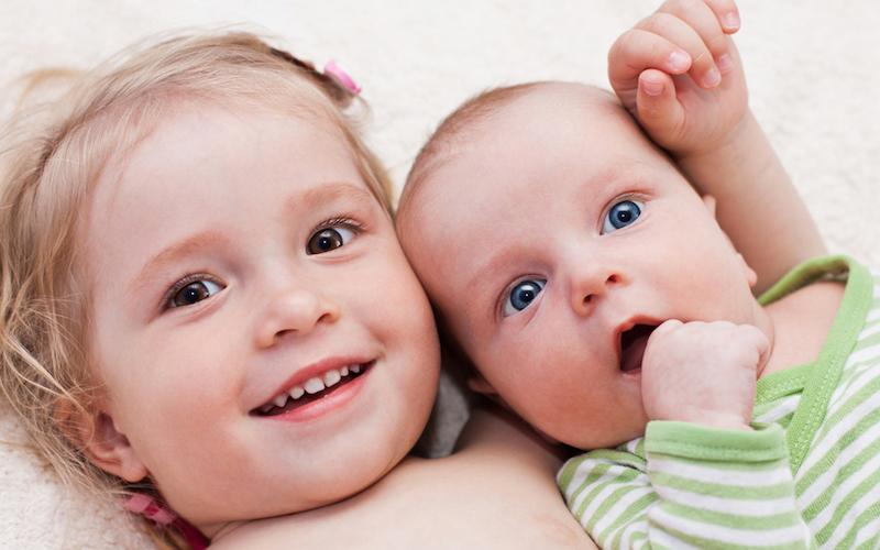 Почему со вторым ребенком легче: личный опыт - «Я и Дети»