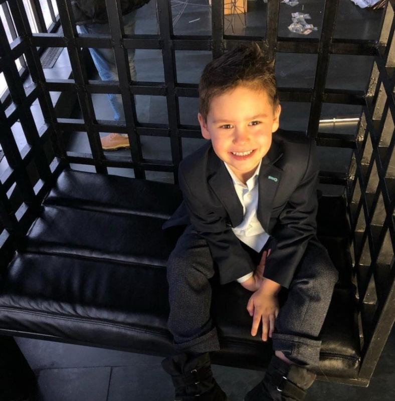 """""""Я мечтала о тебе всегда"""": Агата Муцениеце поздравила сына с днем рождения - «Психология»"""