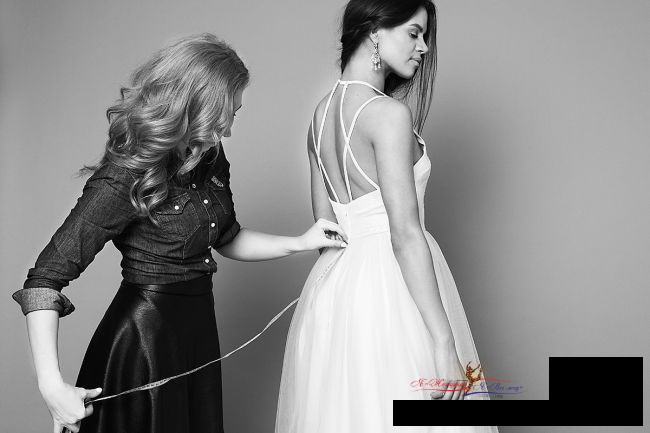 Свадебные платья на заказ - нюансы пошива свадебного платья в салоне