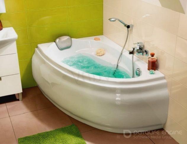 Ванны углового типа: предназначение и методика производства