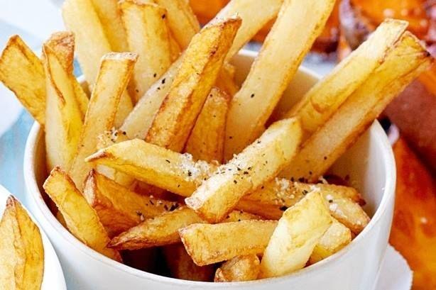 Картошка Фри без масла (ВИДЕО) - «Второе блюдо»