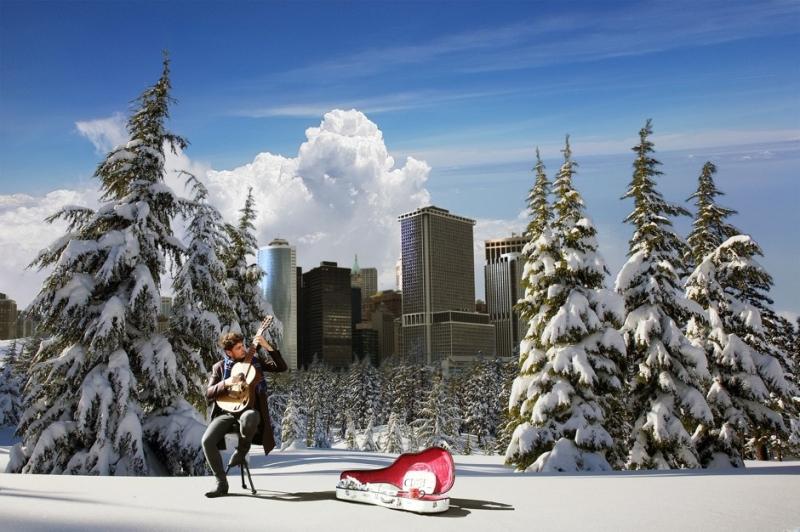 Да будет снег: как прогулка по городу заменяет тренировки в зале - «Я и Красота»