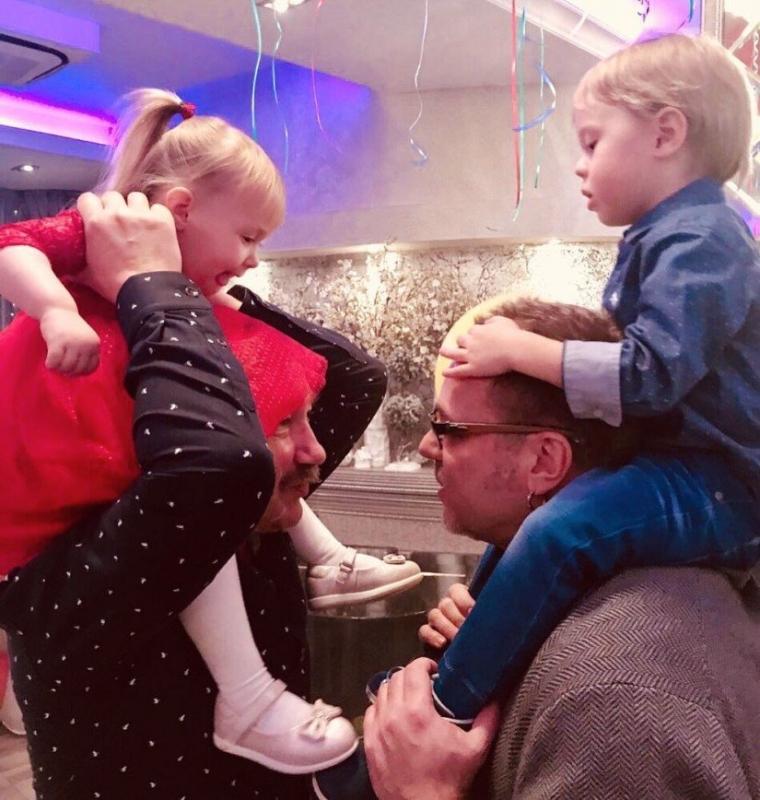 «Отцы на пенсии»: дети Игоря Николаева и Владимира Преснякова проводят время вместе - «Я и Дети»