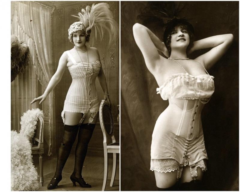 Как менялось отношение к женскому телу - «Я и Красота»