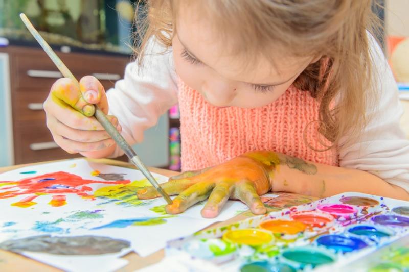 У вас растет одаренный ребенок: надо ли развивать талант? - «Дети»