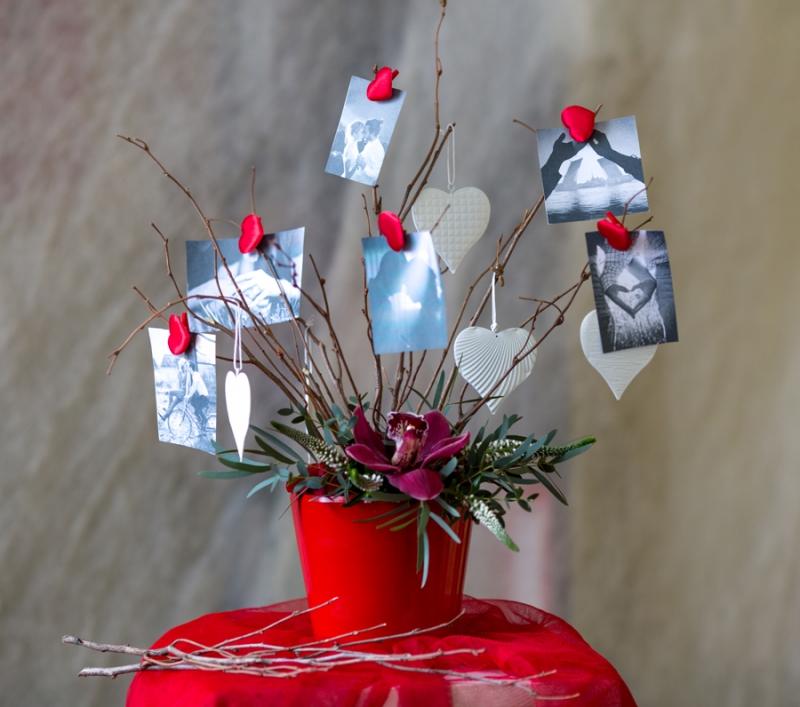 Что подарить на 14 февраля мужу или любимому: дерево любви - «Досуг и хобби»