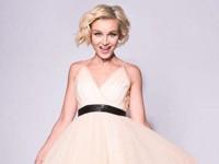 Полина Гагарина примерила «платье принцессы» с розовыми кроссовками - «Я как Звезда»