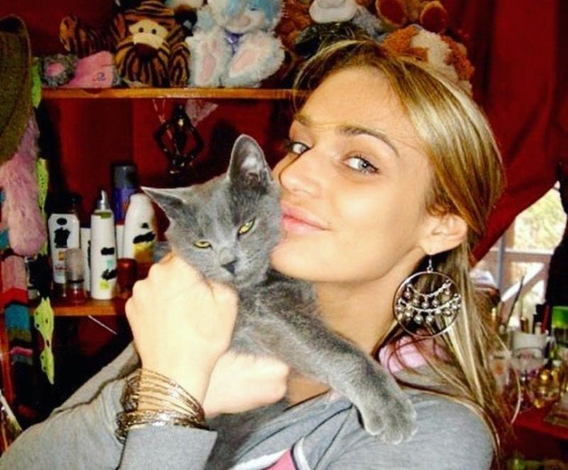 «А где Кокос?»: Алена Водонаева взяла в дом нового кота - «Домашние Питомцы»