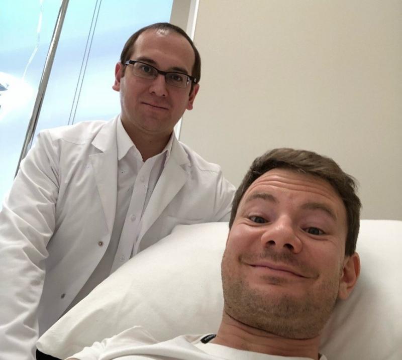 «Выкарабкался»: Dj Smash выписан из больницы - «Я и Здоровье»