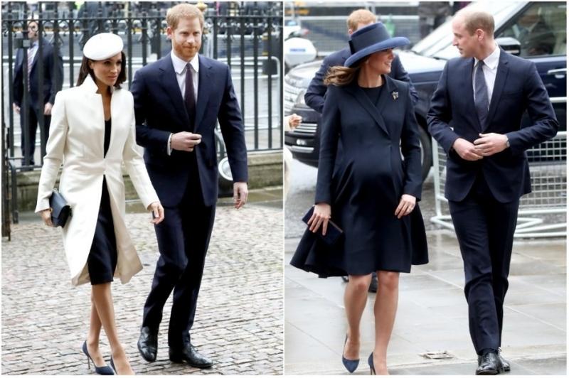 Совместный выход: Меган Маркл, Кейт Миддлтон и королева Елизавета II на официальном мероприятии - «Я как Звезда»