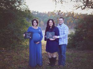 Американка выносила ребенка своего сына - «Беременность и роды»