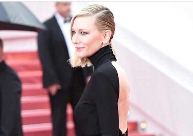 Кейт Бланшетт удивила поклонников новым образом на Каннском кинофестивале - «Красота»
