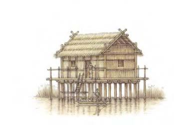 Как построить дом? От индейского типи до древнеримской инсулы - «Дети»