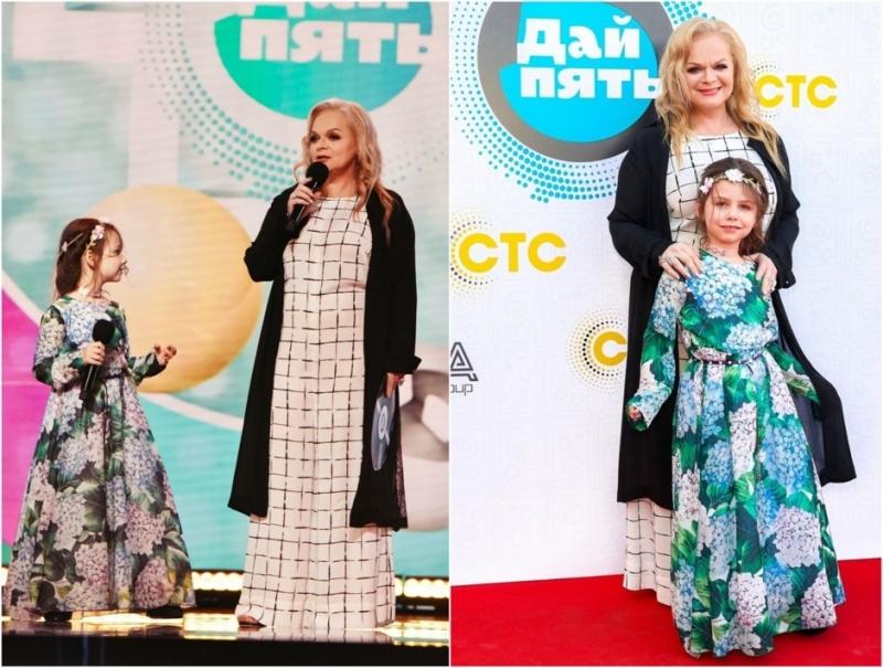 Лариса Долина появилась на публике в странном наряде - «Я как Звезда»