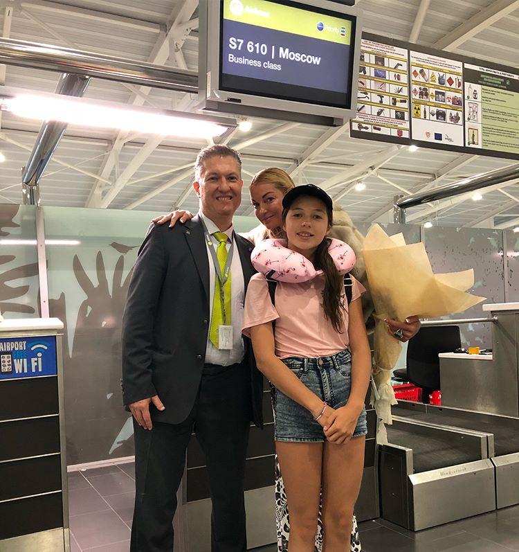 """""""Ну и культура"""": Анастасия Волочкова возмутила своим поведением в самолете - «Я и Отдых»"""