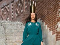 В чем соблазнять футболистов — ответы в лукбуках российских дизайнеров - «Я и Мода»
