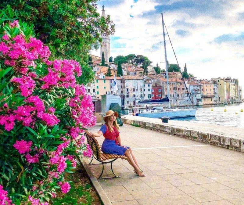 «Не знала, что такие места бывают»: Анфиса Чехова познакомила россиян с хорватской Венецией - «Я и Отдых»