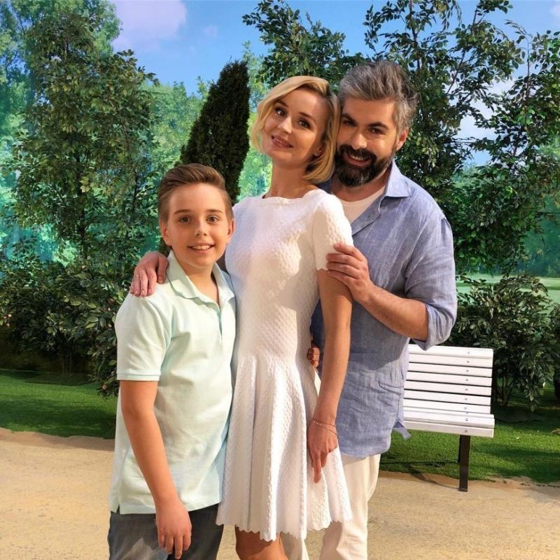 «Везет же избранным»: сын Полины Гагариной вышел на поле вместе с Лионелем Месси - «Я и Отдых»