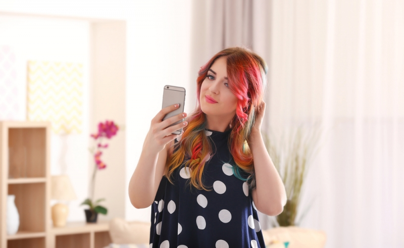 Чем можно красить волосы беременным? - «Беременность и роды»
