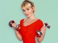 «Девушка в красном»: Полина Гагарина поразила поклонников спортивной фигурой - «Я как Звезда»