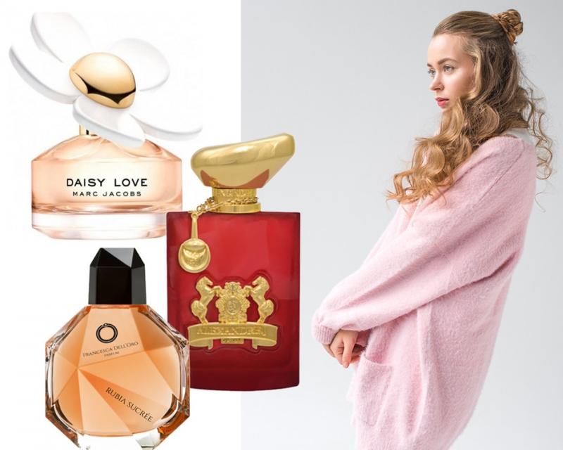 12 новых ароматов, которые поднимут настроение - «Я и Красота»