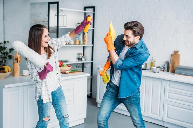 Как бороться с пылью в квартире: 8 способов - «Дом»