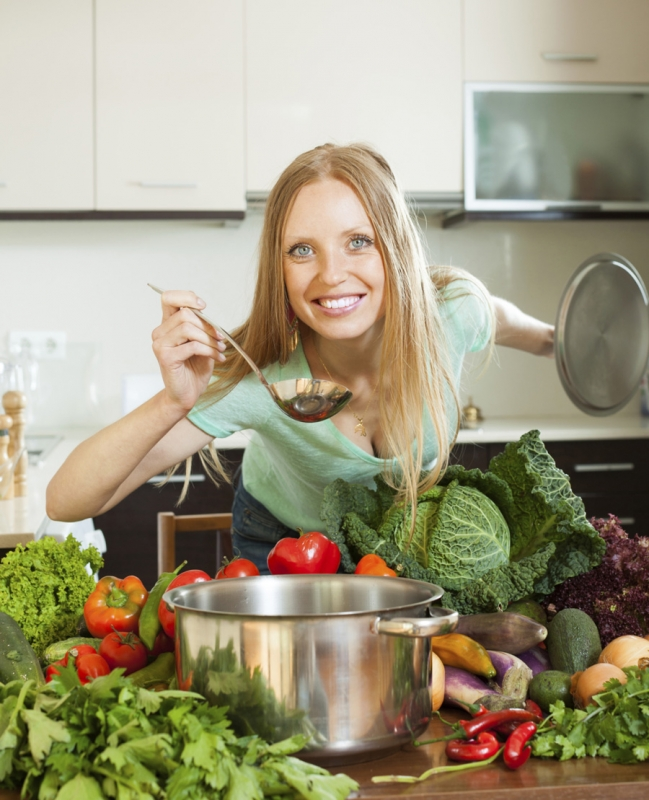 10 вредных привычек на кухне - «Дом»
