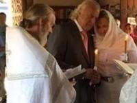 Илья Резник обвенчался с женой через шесть лет после свадьбы - «Я как Звезда»