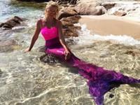 Яна Рудковская перевоплотилась в русалку - «Я как Звезда»