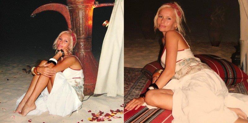 Все так же молода: Елена Корикова похвасталась пляжными фото - «Красота»