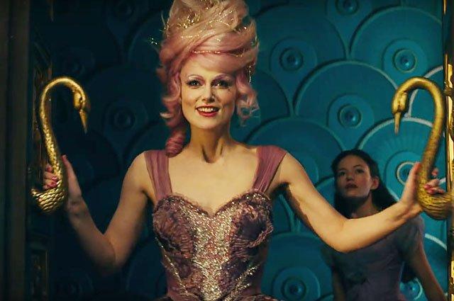 Кира Найтли сыграла фею в новой экранизации сказки «Щелкунчик» - «Я и Отдых»