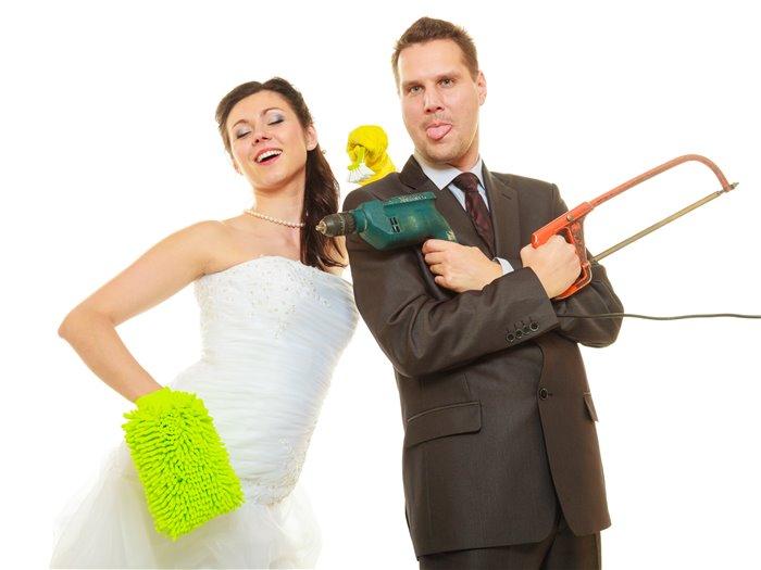 Как разделить домашние обязанности между супругами - «Семья»