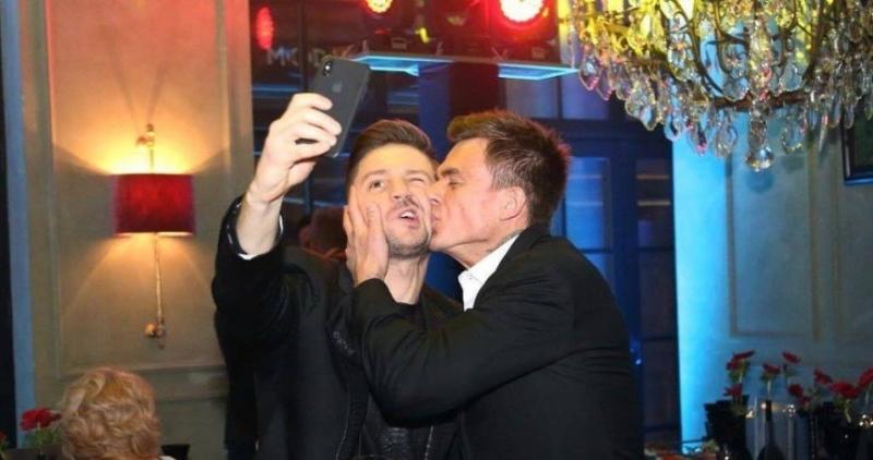 Влад Топалов и Сергей Лазарев обменялись любезностями в сети - «Я и Отдых»