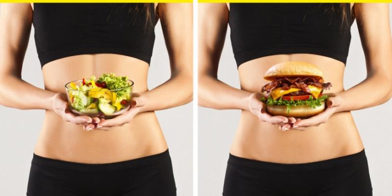 13 способов легко сбросить пару килограммов - «Здоровье»
