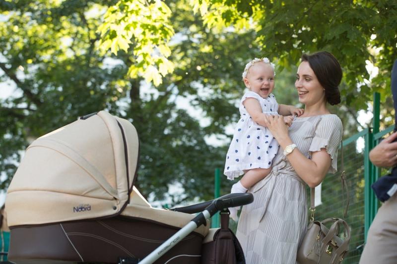Польские коляски Noordline: возвращение признанных авторитетов - «Дети»