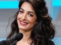 Амаль Клуни в стильном платье выступила на конференции - «Я как Звезда»