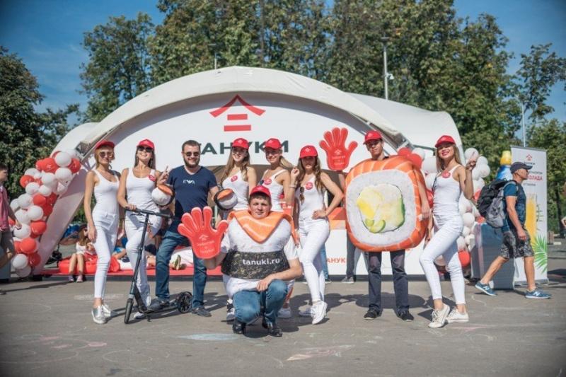Участников Московского марафона ждут подарки от «Тануки» - «Я и Кухня»