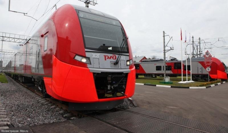 Поезда на МЦК планируют запускать без машинистов - «Домашние Питомцы»